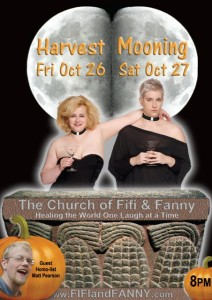 Church of Fifi and Fanny: Harvest Mooning