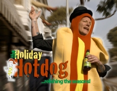 Holiday Hotdog