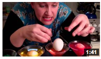 Fifi & Fanny: How to Dye Easter Eggs