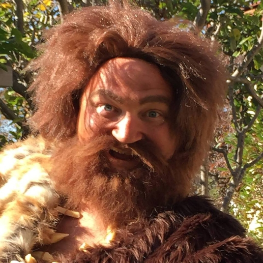 Shane Kroll as Caveman